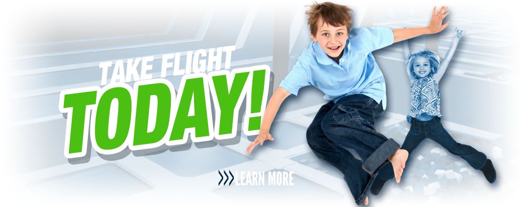 Book Your Air U Flight Today!